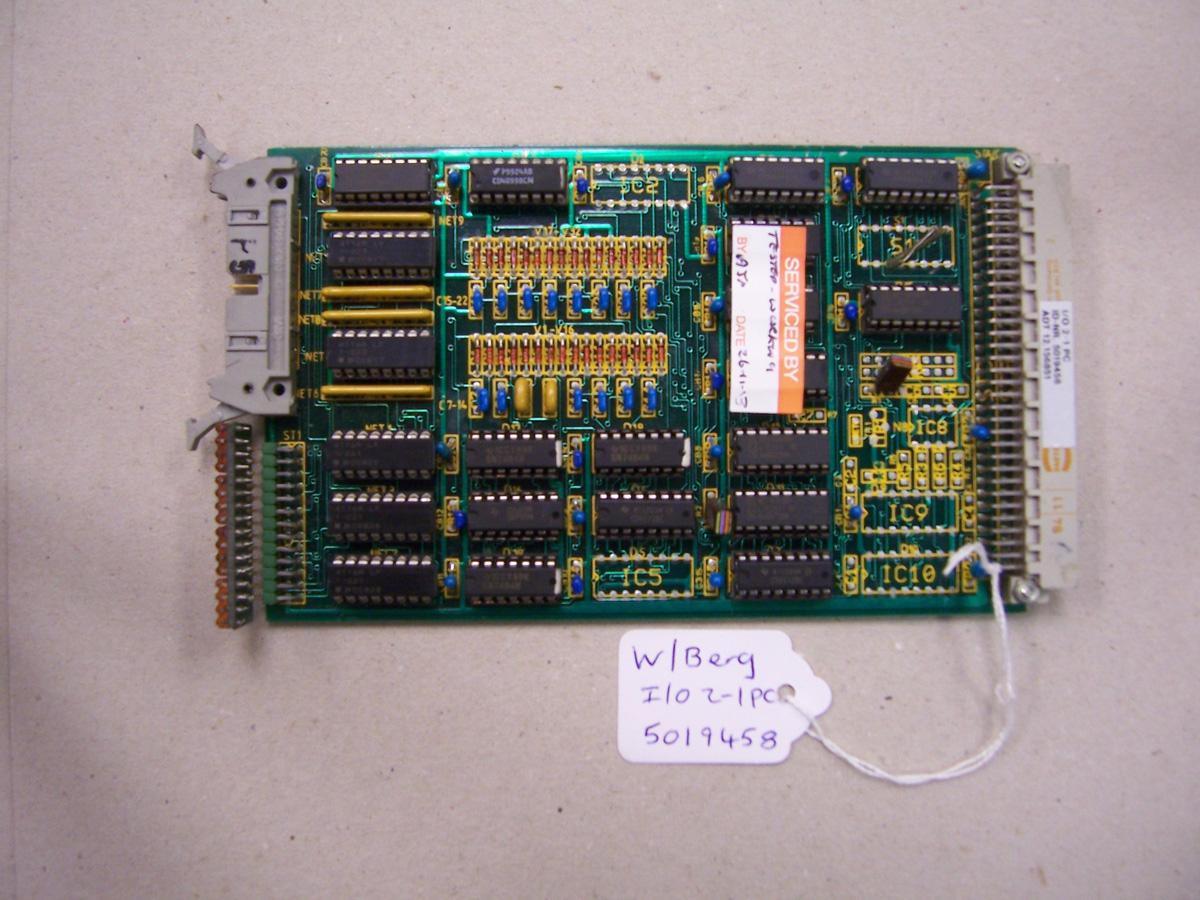 Wohlenberg I/O 2-1 PC Card