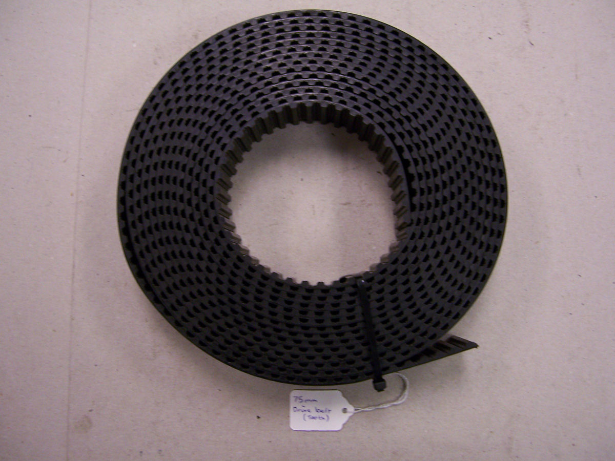 Cauhe 75mm Tooth Drive Belt