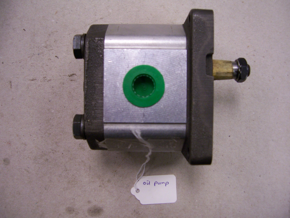 Cauhe Oil Pump
