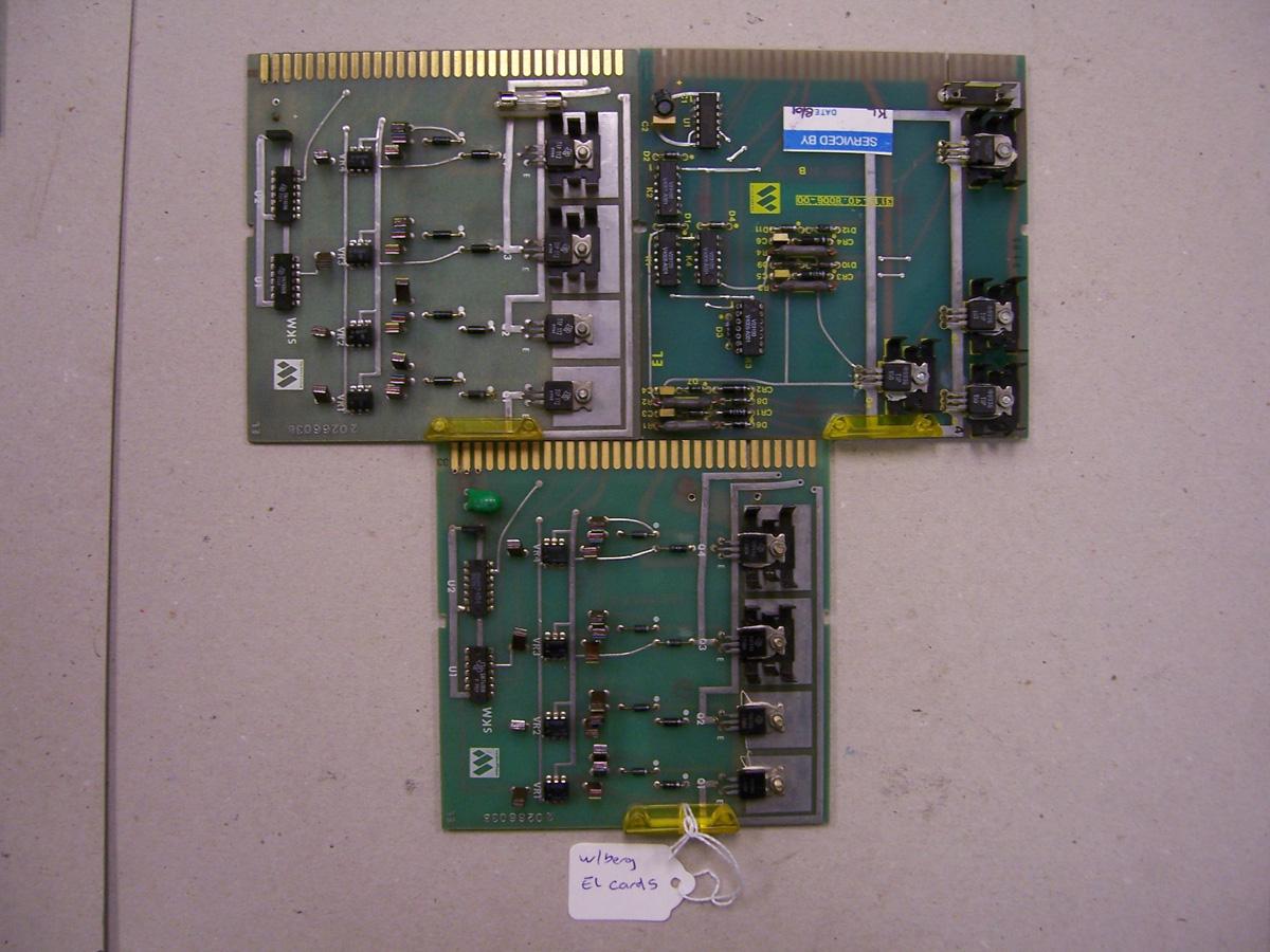 Wohlenberg EL Card