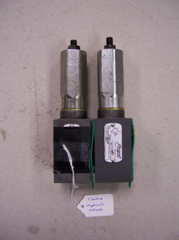 Cauhe Hydraulic Valves