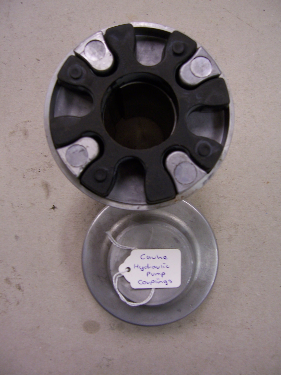 Cauhe Hydraulic Pump Coupling