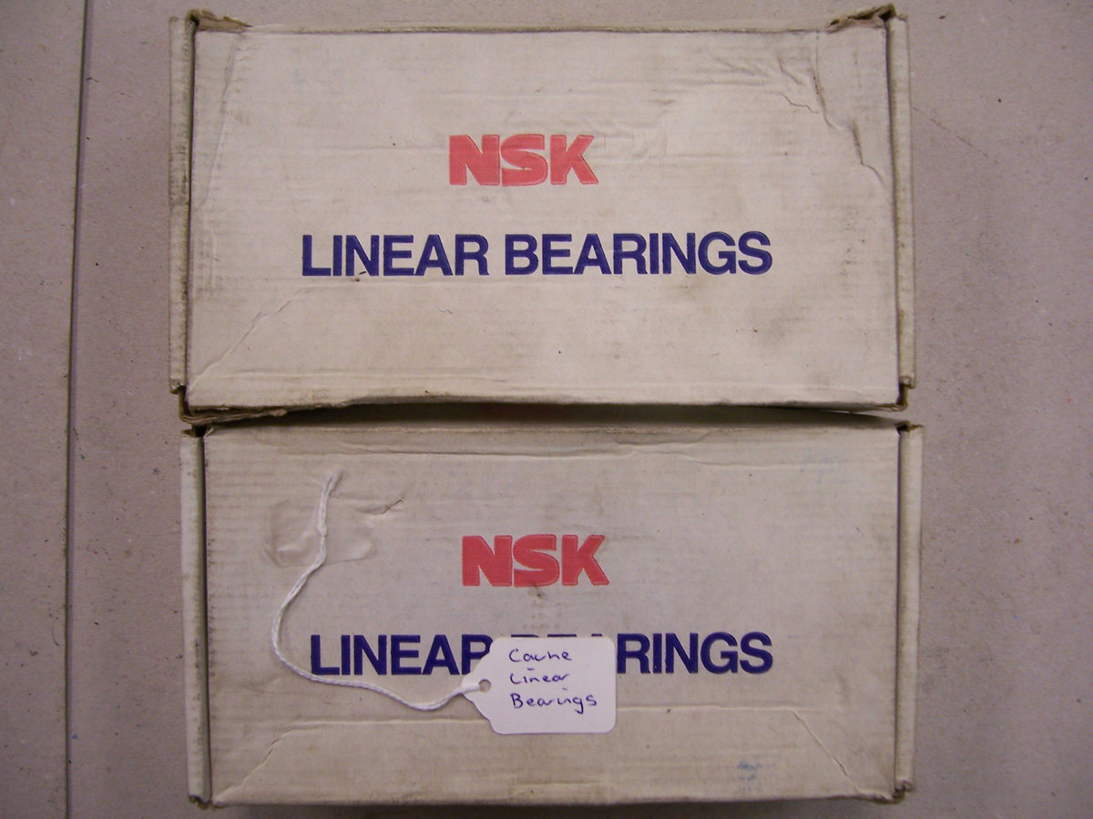 Cauhe Linear Bearings