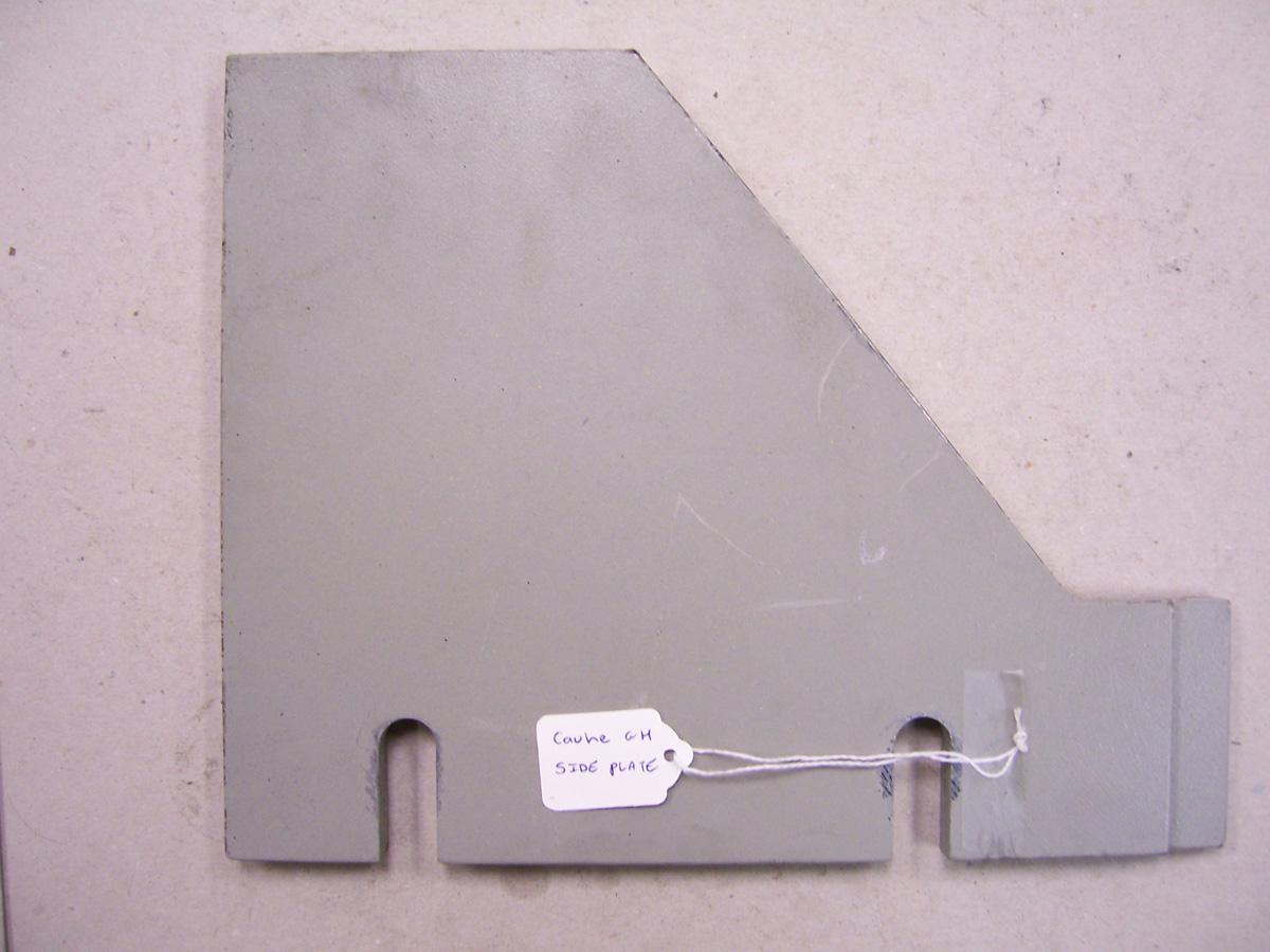 Cauhe GH Side Plate