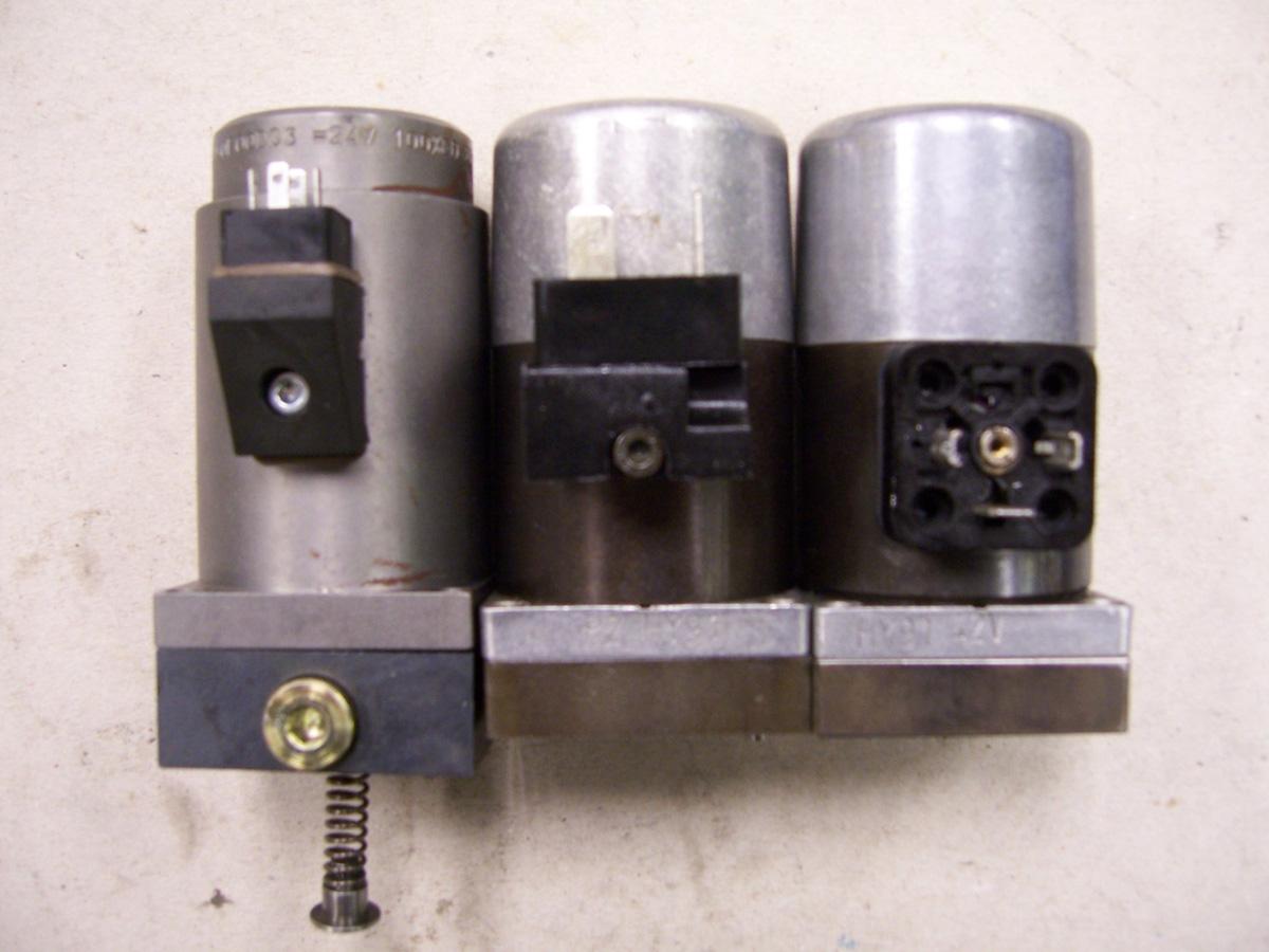 Polar Hydraulic solenoid Valves
