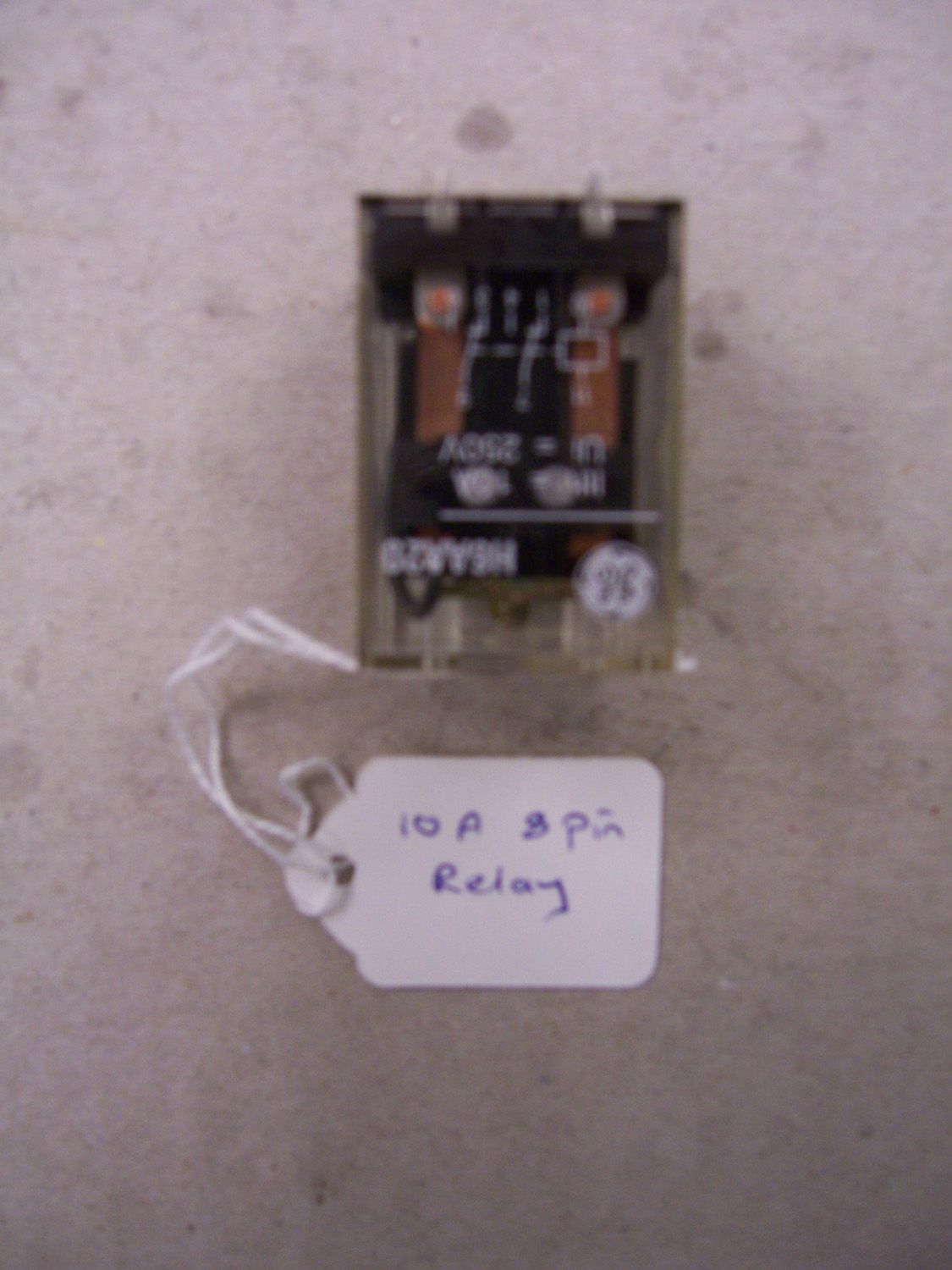 10A 8Pin Relay