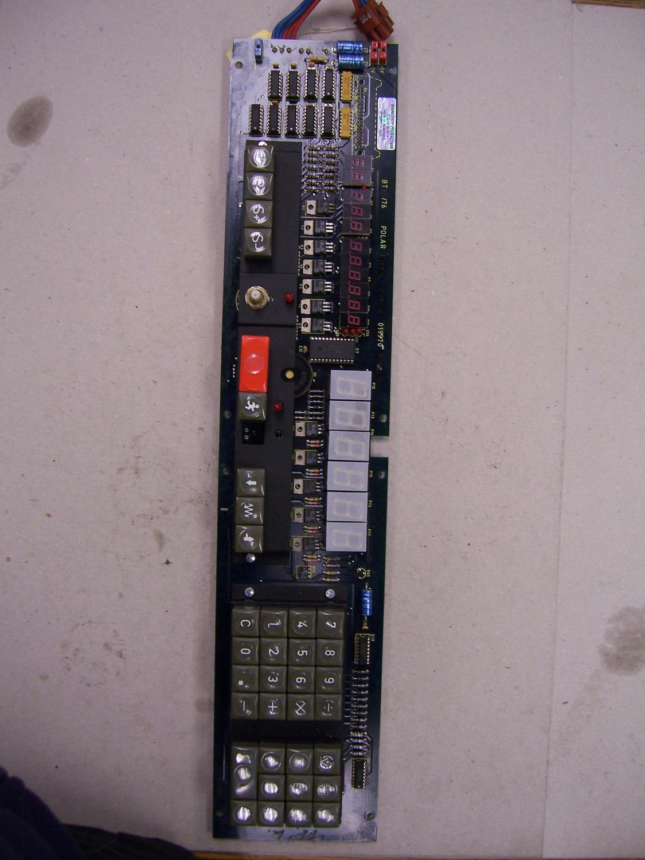 Polar BT76 Board