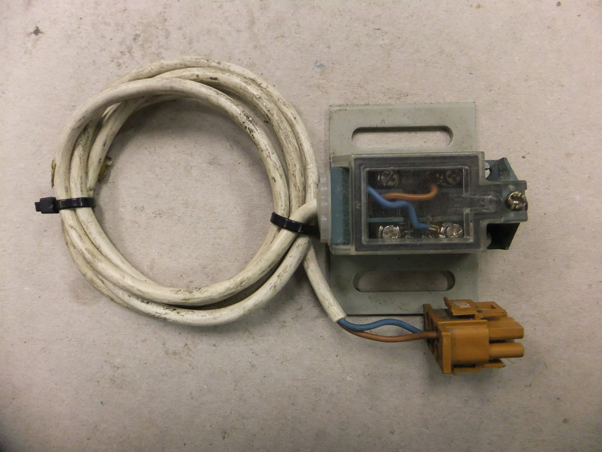 Klockner Moeller Limit Switch