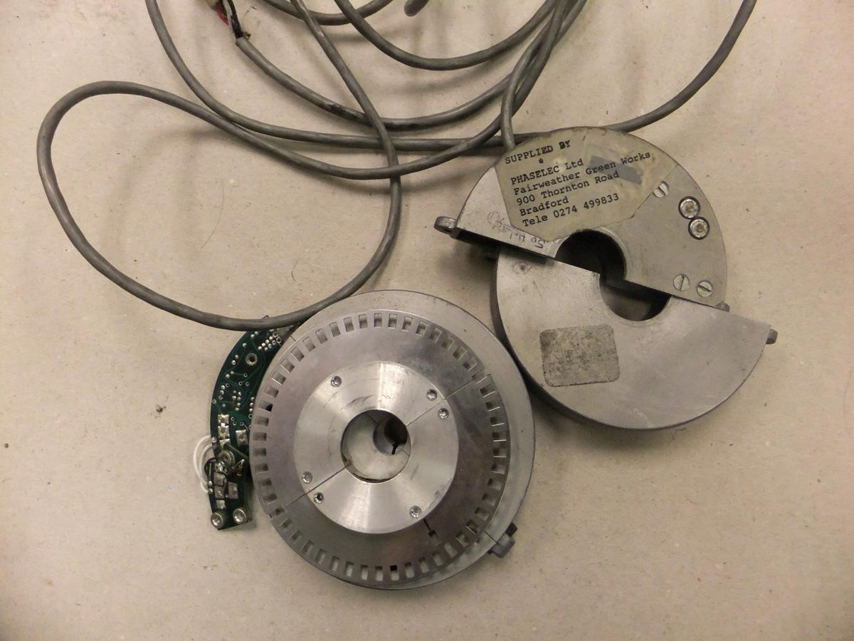Schneider Encoder spares