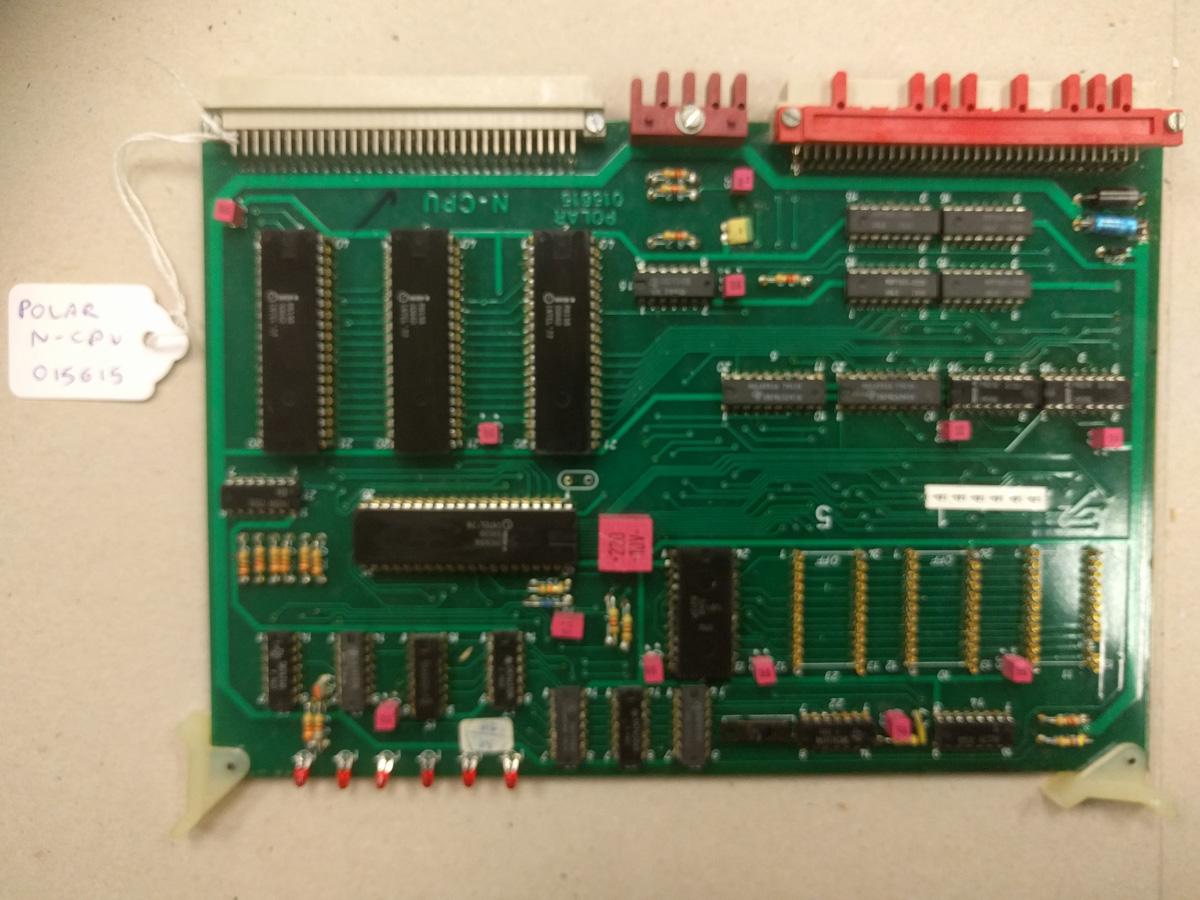 Polar N-CPU Card