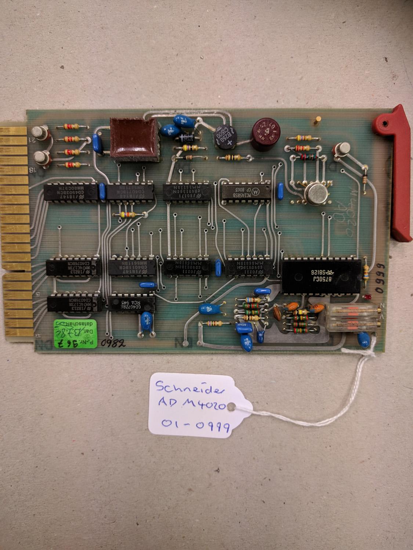 Schneider AD M4020