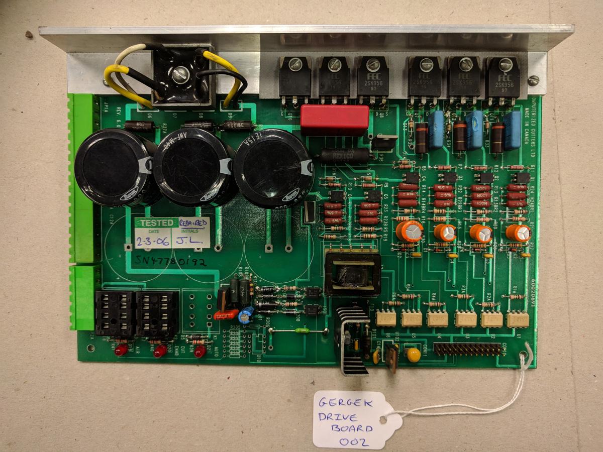 Gergek CPU Board