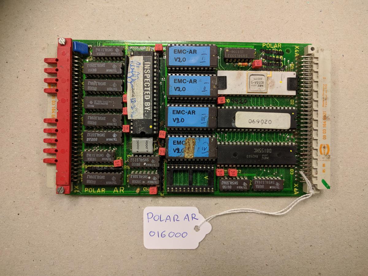 Polar AR card