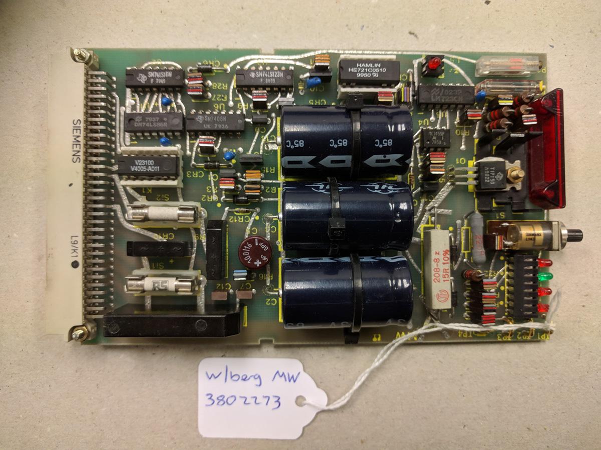 Wohlenberg MW Card